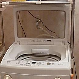 アクア洗濯機