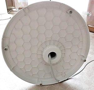 小泉成器(コイズミ)リビング扇風機KLF-3003 購入感想のレビュー