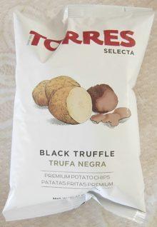 トーレス 黒トリュフポテトチップス 40g口コミ